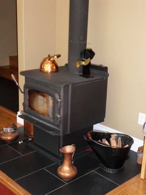 Our Woodstove