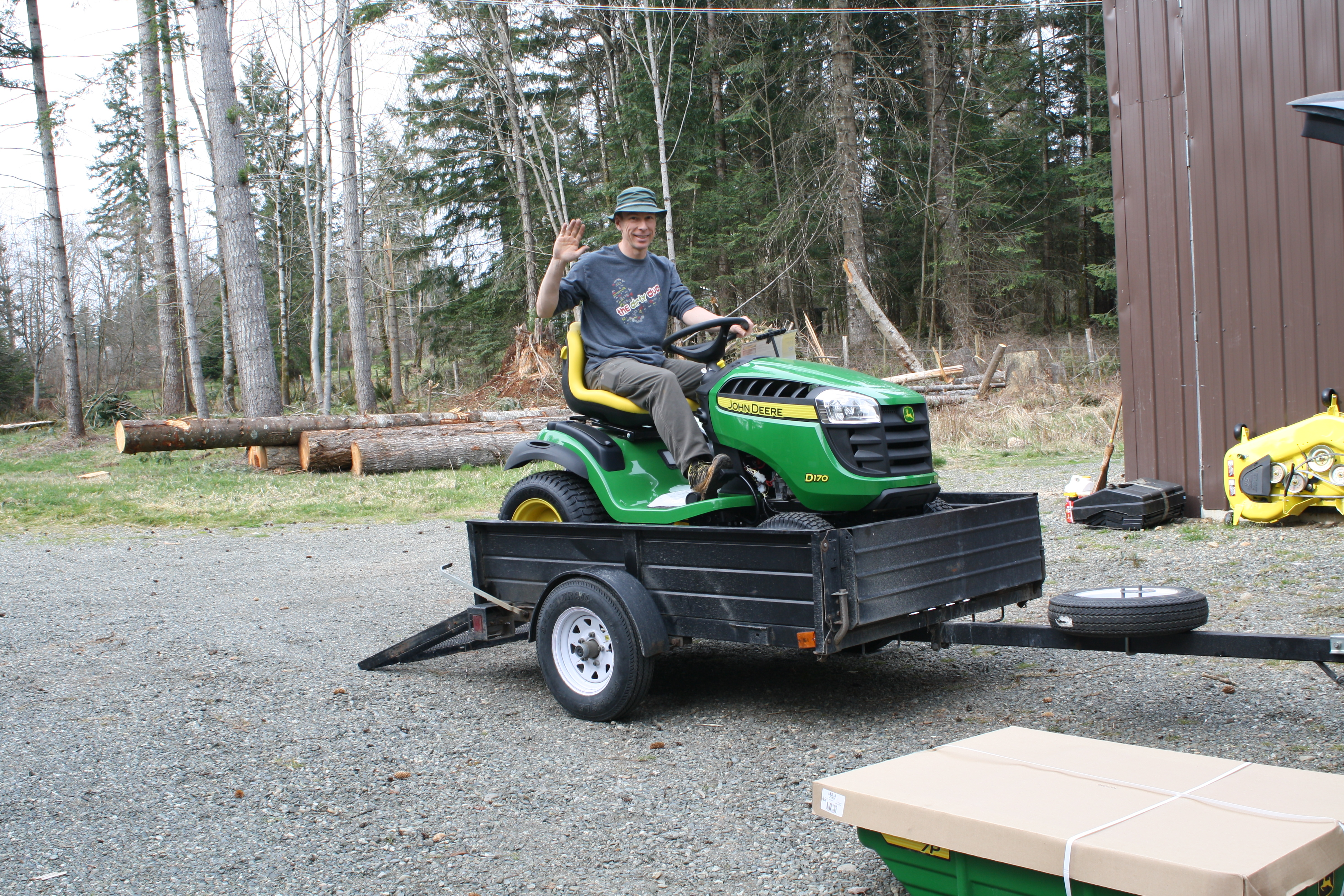 The Essential Rider Mower Tractor